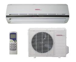 General premiumмощность кондиционера - 9 кВт площадь кондиционера - 25 м.кв.