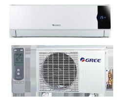 Gree мощность - 9 кВт площадь кондиционера - 25 м.кв.